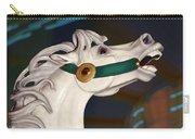 fantasy horses - Dappled Gray Dancer Carry-all Pouch