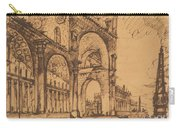 Fantasy On A Magnificent Triumphal Artch Carry-all Pouch