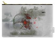 fantasy on theme War the Worlds by Herbert Wells Carry-all Pouch