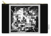 Fantasy Tiles Abstract Carry-all Pouch