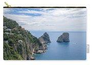 Faraglioni Rocks Carry-all Pouch