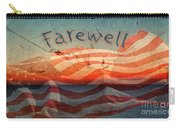 Farewell Carry-all Pouch