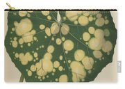 Farfugium Grande  Leopard Plant, Green Leopard Plant Carry-all Pouch