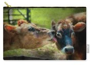 Farm - Cow - Let Mommy Clean That Carry-all Pouch