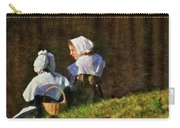 Farm - Farmer - The Young Maidens Carry-all Pouch