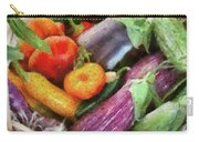 Farm - Food - Fresh Vegetables Carry-all Pouch