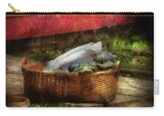 Farm - Laundry  Carry-all Pouch by Mike Savad