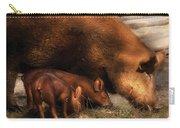 Farm - Pig - Family Bonds Carry-all Pouch