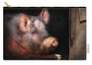 Farm - Pig - Piggy Number Two Carry-all Pouch