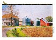 Farm Around The Corner Carry-all Pouch