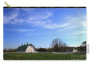 Farm At Sunset Carry-all Pouch