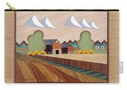 Farm By Ripon-marquetry Carry-all Pouch