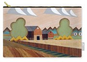 Farm By Ripon -marquetry-image Carry-all Pouch
