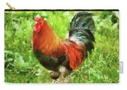 Farm - Chicken - The Rooster Carry-all Pouch