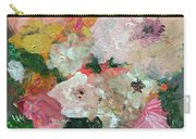 Farm Flowers Carry-all Pouch