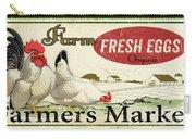 Farm Fresh Eggs-c Carry-all Pouch