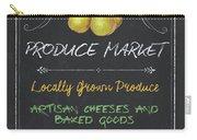 Farm Fresh Produce Carry-all Pouch