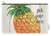 Farm Garden 1 Carry-all Pouch by Debbie DeWitt