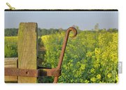 Farm Gate Latch Carry-all Pouch