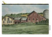 Farm In Summer Carry-all Pouch