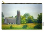 Farm In The Pine Barrens  Carry-all Pouch by Sheila Mashaw