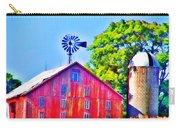Farm Near Gettysburg Carry-all Pouch