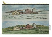 Farm Of Seasons Carry-all Pouch