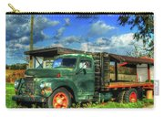 Farm Stand Truck Carry-all Pouch