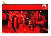 Farmall Engine Detail Carry-all Pouch