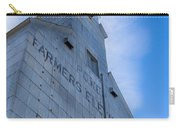 Farmers Grain Elevator, Power, Montana Carry-all Pouch