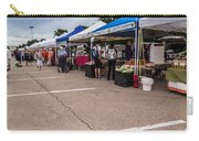 Farmers Market Before The Crowd Carry-all Pouch