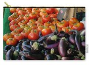 Farmers' Market Colors Carry-all Pouch