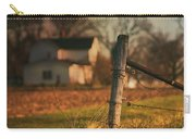 Farmhouse And Fence Post Carry-all Pouch