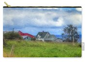 Farmhouse By The Sea Carry-all Pouch