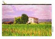 Farmhouse In Tuscany Carry-all Pouch