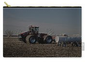 Farming April In The Field On The Case 500 Pa Carry-all Pouch