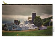 Farming Before The Storm Finger Lakes New York 04 Carry-all Pouch