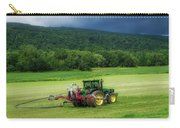 Farming New York State Before The July Storm 02 Carry-all Pouch