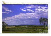 Farmland In Gettysburg Version II Carry-all Pouch