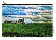 Farmland In  Hdr Carry-all Pouch