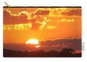 Farmland Sunset Carry-all Pouch