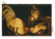 Farmyard Fowls Carry-all Pouch