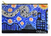 Memphis Nights Carry-all Pouch