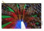Farris Wheel Light Abstract Carry-all Pouch