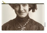 Fashion: Hairstyle, C1900 Carry-all Pouch