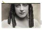 Fashion: Hairstyle, C1910 Carry-all Pouch