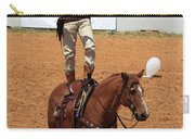 Fast Draw Cowboy Carry-all Pouch