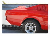Fastback Mustang Carry-all Pouch