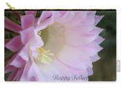 Fathers Day Cactus Carry-all Pouch