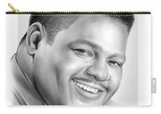 Fats Domino Carry-all Pouch